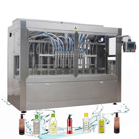 Коррозионностойкая автоматическая линия по розливу стиральных порошков